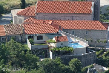 Property Dubravka (Dubrovnik) - Accommodation 9101 - Vacation Rentals with pebble beach.