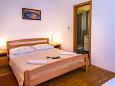 Bedroom 3 - Apartment A-9110-a - Apartments Štikovica (Dubrovnik) - 9110