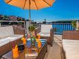 Terrace - Apartment A-9110-a - Apartments Štikovica (Dubrovnik) - 9110