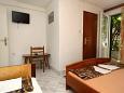 Bedroom - Room S-9128-g - Apartments and Rooms Makarska (Makarska) - 9128