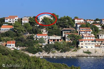 Property Zavalatica (Korčula) - Accommodation 9144 - Apartments with pebble beach.