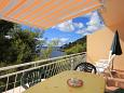 Terrace - Apartment A-9146-b - Apartments Prižba (Korčula) - 9146