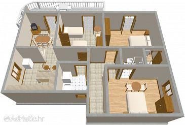 Apartment A-919-c - Apartments Brodarica (Šibenik) - 919