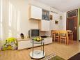 Living room - Studio flat AS-9194-a - Apartments Split (Split) - 9194
