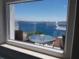 Rastići, Balcony - view u smještaju tipa apartment, WIFI.