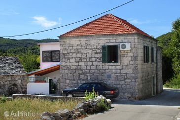 Property Žrnovo (Korčula) - Accommodation 9214 - Apartments with pebble beach.