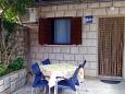 Terrace - Studio flat AS-9241-a - Apartments Postira (Brač) - 9241