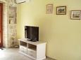 Komiža, Living room u smještaju tipa apartment, dostupna klima i WIFI.