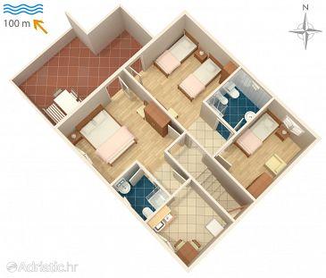 Apartment A-9254-b - Apartments and Rooms Ražanj (Rogoznica) - 9254