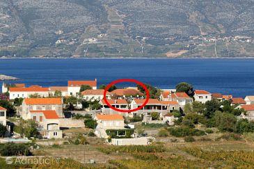 Lumbarda, Korčula, Property 9262 - Apartments with sandy beach.