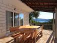 Terrace 2 - House K-9266 - Vacation Rentals Brna - Vinačac (Korčula) - 9266