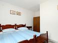 Bedroom 1 - Apartment A-9288-a - Apartments Prigradica (Korčula) - 9288