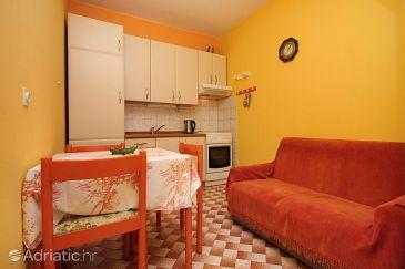 Brna, Dining room u smještaju tipa apartment, dopusteni kucni ljubimci i WIFI.