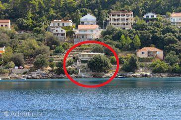 Property Brna (Korčula) - Accommodation 9293 - Apartments near sea.