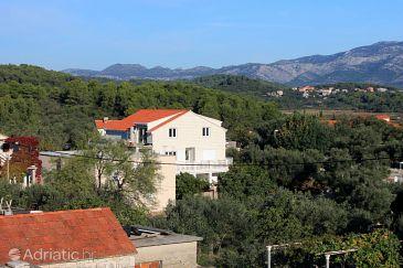 Lumbarda, Korčula, Property 9298 - Apartments with pebble beach.