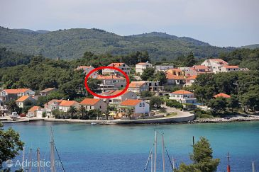 Property Lumbarda (Korčula) - Accommodation 9305 - Apartments and Rooms near sea.