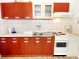 Kitchen - Apartment A-9310-a - Apartments Brna (Korčula) - 9310