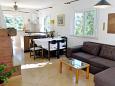 Living room - Apartment A-9316-a - Apartments Uvala Vrbovica (Korčula) - 9316