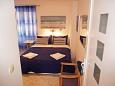 Bedroom - Studio flat AS-9321-a - Apartments Korčula (Korčula) - 9321