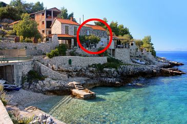 Property Danca - Babina (Korčula) - Accommodation 9322 - Apartments near sea.