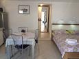 Dining room - Studio flat AS-9325-a - Apartments Lumbarda (Korčula) - 9325