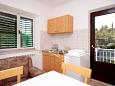 Kitchen - Apartment A-9329-a - Apartments Lumbarda (Korčula) - 9329