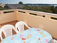Terrace - Apartment A-9342-b - Apartments Novalja (Pag) - 9342