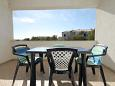 Terrace - Apartment A-9358-c - Apartments Gajac (Pag) - 9358