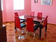 Gajac, Dining room u smještaju tipa apartment, dopusteni kucni ljubimci i WIFI.