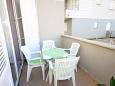 Terrace - Apartment A-9389-a - Apartments Novalja (Pag) - 9389