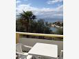 Terrace - Apartment A-9395-a - Apartments Lun (Pag) - 9395