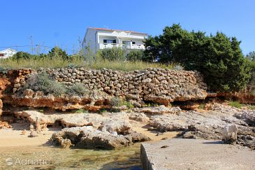 Property Stara Novalja (Pag) - Accommodation 9396 - Apartments near sea.