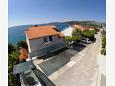 Parking lot Seget Vranjica (Trogir) - Accommodation 941 - Apartments near sea.