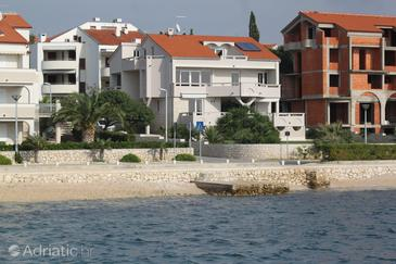 Property Novalja (Pag) - Accommodation 9414 - Apartments near sea with pebble beach.