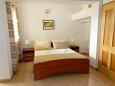 Bedroom - Studio flat AS-9422-a - Apartments Marina (Trogir) - 9422