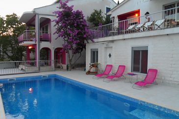 Property Seget Vranjica (Trogir) - Accommodation 9430 - Vacation Rentals near sea.
