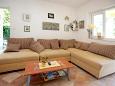 Living room - Studio flat AS-9432-a - Apartments Mavarštica (Čiovo) - 9432