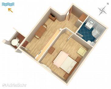 Apartment A-9437-d - Apartments Duće (Omiš) - 9437