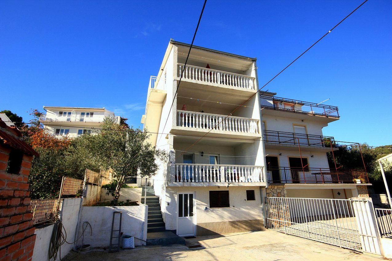 Apartmány s parkoviskom v meste Marina - 9443