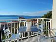 Balcony 1 - Apartment A-946-a - Apartments Duće (Omiš) - 946