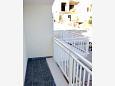 Balcony 2 - Apartment A-946-a - Apartments Duće (Omiš) - 946