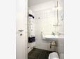 Bathroom - Studio flat AS-9464-a - Apartments and Rooms Podstrana (Split) - 9464