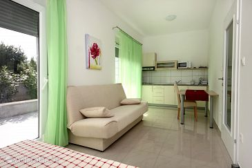Studio flat AS-9464-d - Apartments and Rooms Podstrana (Split) - 9464