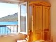 Bedroom 2 - House K-9471 - Vacation Rentals Vela Proversa (Kornati - Katina) - 9471
