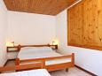 Bedroom 4 - House K-9475 - Vacation Rentals Uvala Bačva (Korčula) - 9475