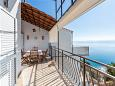 Terrace - House K-9505 - Vacation Rentals Medići (Omiš) - 9505