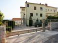Parking lot Crikvenica (Crikvenica) - Accommodation 9651 - Apartments with pebble beach.
