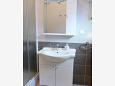 Bathroom - Apartment A-9654-a - Apartments Drvenik Donja vala (Makarska) - 9654