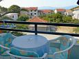 Balcony - Studio flat AS-9654-a - Apartments Drvenik Donja vala (Makarska) - 9654