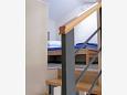 Bedroom - Studio flat AS-9654-b - Apartments Drvenik Donja vala (Makarska) - 9654